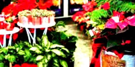 Holiday Plant Shopping With Posh Farms! tickets