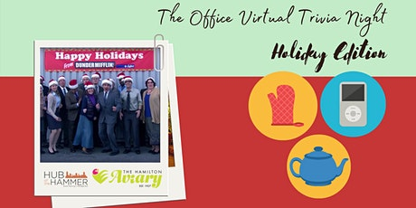 The Office Virtual Trivia Night - HOLIDAY EDITION tickets