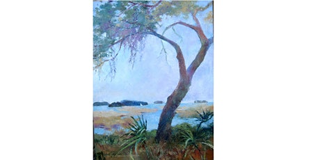 Fall in Love with Palette Knife Painting in Oils or Acrylics w/ Alex Sharma tickets