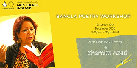 Floating Words: Bangla Poetry Workshop with Shamim Azad tickets