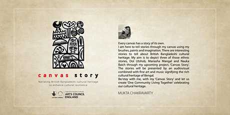 Canvas Story : Dol Utshab,  Facebook  premiere on 6th December, 3 PM tickets