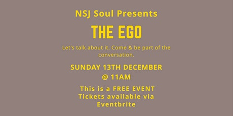 The Ego vs Love of Self tickets
