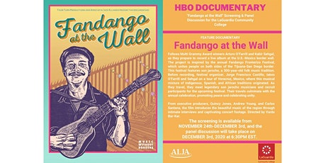 FANDANGO AT THE WALL Screening & Panel for LaGuardia Community College tickets