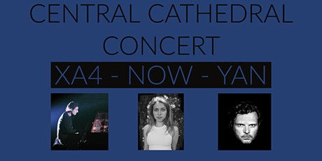 Central Cathedral Concert tickets