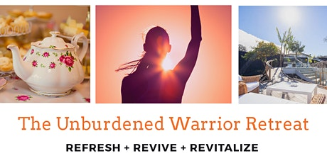 The Unburdened Warrior 1-day Retreat tickets