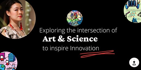 Exploring the intersection of Art and Science to i tickets