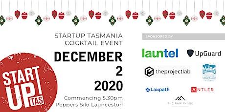 Startup Tasmania Christmas Cocktails tickets