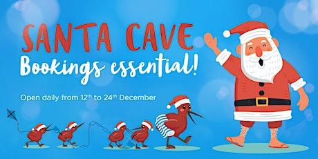 Taupo Santa Cave 2020 tickets