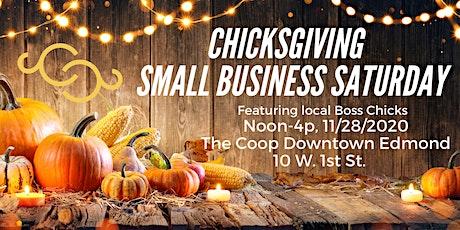 Chicksgiving Small Business Saturday Pop Ups tickets