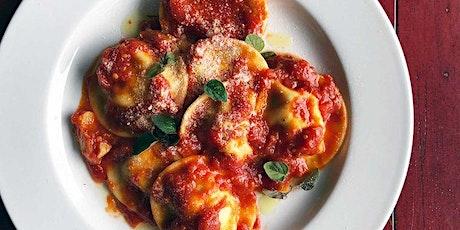 Ricotta Ravioli Cooking Class tickets