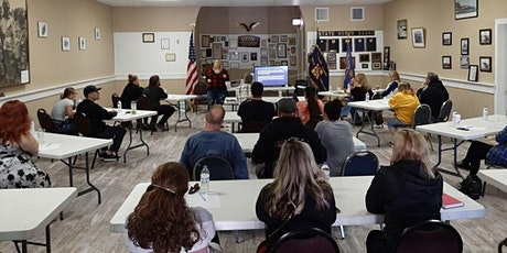 12/5 Wisconsin Conceal Carry Class - Pewaukee, WI tickets