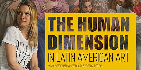Human Dimensions in Latin American Art tickets