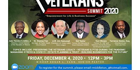 Virtual Veterans Summit 2020 tickets
