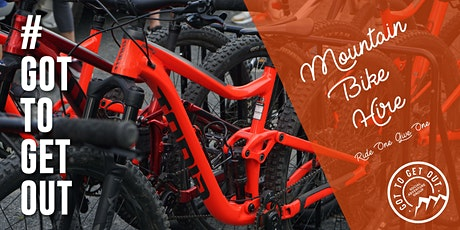 Got To Get Out Bike Hire & Guided Ride: Totara Park tickets
