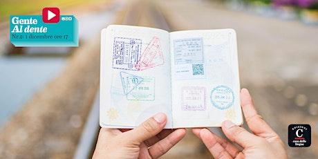 Gente Al dente nr. 2: l'interculturalità nella carta d'identità. biglietti