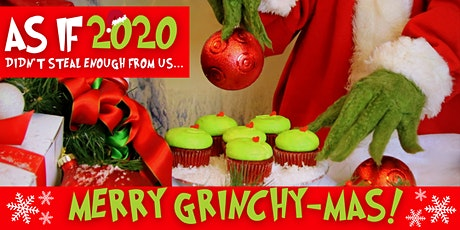 Pete's Sweets Grinchy-mas tickets