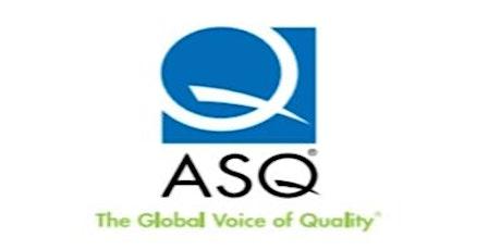 ASQ Orange Empire LC Meeting- December 2020 tickets
