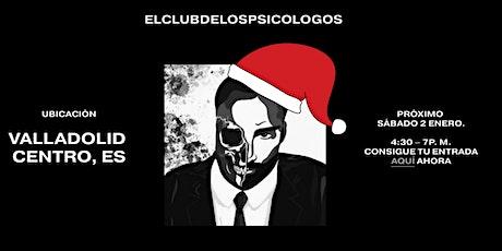 El Club de los Psicólogos (navideños) entradas