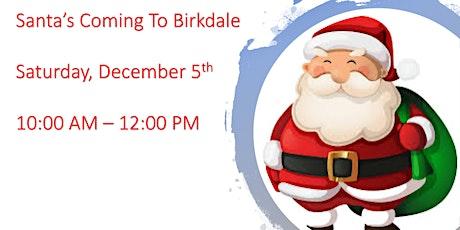 Birkdale Santa Parade  - December 5, 2020 tickets