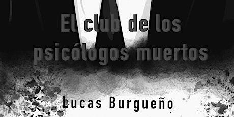 Presentación Libro-Juego El Club de los Psicólogos Muertos