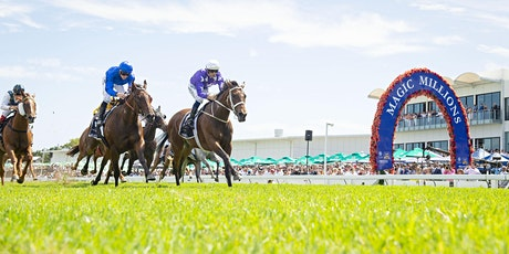 2021 The Star Gold Coast Magic Millions Raceday - General Admission tickets