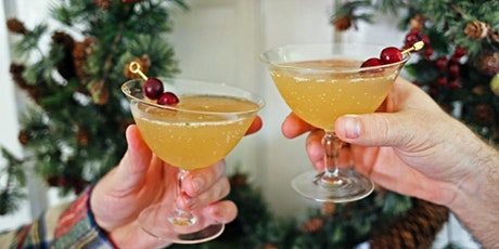 Holiday Happy Hour & Craft Cocktail Class tickets