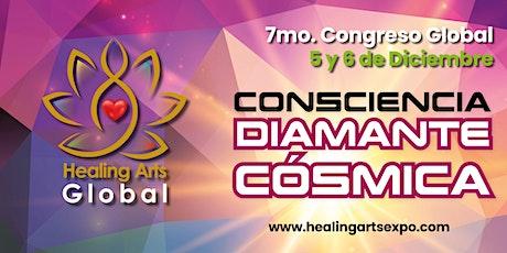 """7mo. Congreso Global : """"Consciencia Diamante Cósmica"""" boletos"""