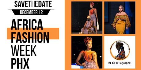 LagosPHX African Fashion Week PHX tickets