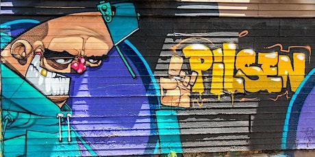 Street Art Tour-Pilsen tickets