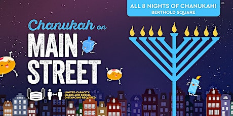 Chanukah on Main Street tickets