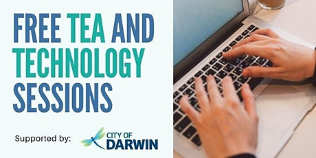 Free - Tea and Technology Session tickets