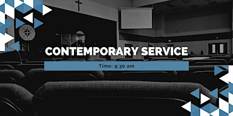 9:30 Contemporary Worship in Braswell Hall