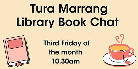 Tura  Marrang Library Book Chat tickets