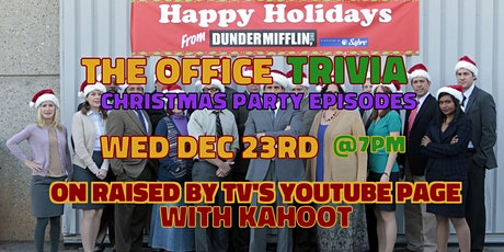 The Office Trivia: Christmas Party Episodes. tickets