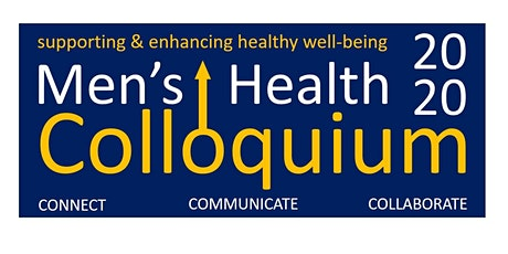 Men's Health Colloquium 2020 tickets