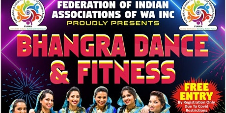 FREE BHANGRA DANCE CUM FITNESS CLASSES tickets