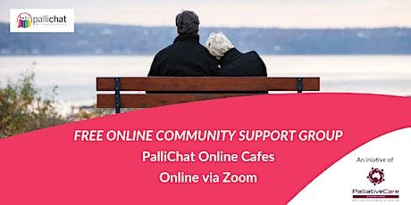 FREE PalliChat Online Cafe Conversation tickets