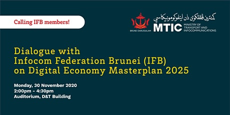 Dialogue with IFB on Digital Economy Masterplan 2025 tickets