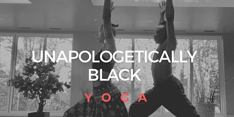 Black People welcome to Unapologetically Black Yoga tickets