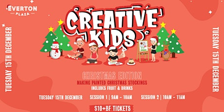 Creative Kids - Christmas Edition tickets
