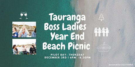 Wine Night - Year End Celebration - Tauranga Boss Ladies tickets