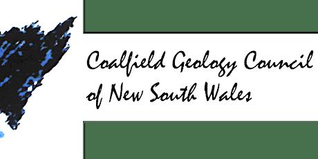 Coalfield Geology Council - Quarterly Meeting - December 2020 tickets