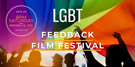 LGBT Virtual Fest this Saturday night - RSVP the FREE event & watch at home tickets