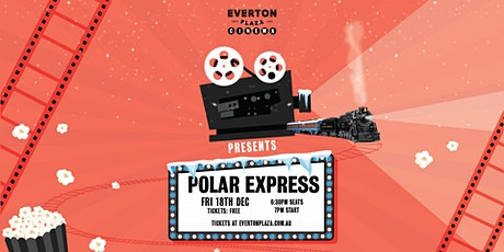 EP Outdoor Cinema Christmas Edition: Polar Express tickets