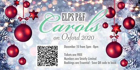 Carols on Oxford 2020 run by the ELPS P&F tickets