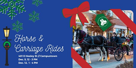 Horse & Carriage Rides tickets