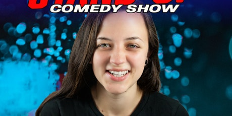 Stand-Up Comedy Show with Jackie Sanchez tickets