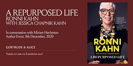 AN EVENING WITH RONNI KAHN tickets