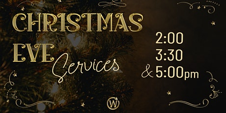 Christmas Eve Services (Ross Twp Campus) tickets