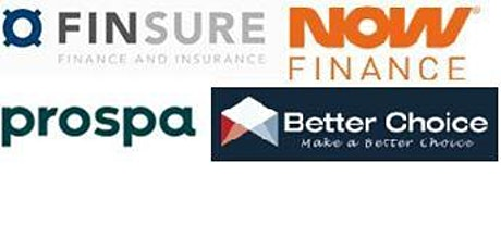 Finsure morning Tea with NOW Finance, Prospa and Better Choice tickets